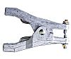 Mueller Electric Crocodile Clip, Stainless Steel Contact, 10A
