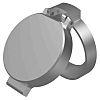 Protective cover alu flush 30.5mm for se
