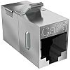 CAE Groupe Cat6a RJ45 Keystone, 1 Port