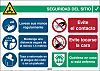 Safety Sign COVID-19 General Safety Info