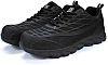 Zapatillas de seguridad para mujer RS PRO de color Negro, talla 36, S1P SRC