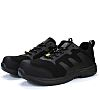 RS PRO Womens Black Toe Capped Safety Trainers, UK 5, EU 38
