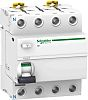 4P Pole Type AC Residual Current Circuit Breaker,
