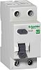 2 Pole Type AC Residual Current Circuit Breaker,