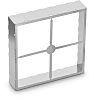 Wurth Elektronik Steel Shielding Sheet, 36.43mm x 5.08mm