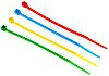 RS PRO Assorted Cable Tie Kit PA66MP