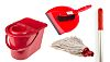 Cleaning Kit, Red