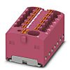 Phoenix Contact Distribution Block, 13 Way, 2.5mm², 17.5A,