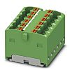 Phoenix Contact Distribution Block, 12 Way, 2.5mm², 17.5A,