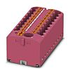 Phoenix Contact Distribution Block, 19 Way, 4mm², 24A,