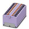 Phoenix Contact Distribution Block, 18 Way, 6mm², 32A,