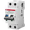 ABB RCBO, System Pro M DS201 FI/LS-Schalter, 2-polig 6 A, Empfindlichkeit 30mA