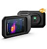 Termocamera FLIR C5, -20→ +400 °C., sensore 160 x 120pixel, Cert. ISO