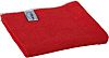 Basic Microfibre Cloth 32cmx32cm Red