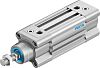 Festo Pneumatic Profile Cylinder 32mm Bore, 30mm Stroke,