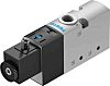Festo 3/2 Closed Monostable Solenoid Valve Electrical G