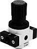 LR-1/8-D-7-O-I-MINI pressure regulator