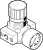 Festo Pneumatic Regulator 230L/min G 1/8