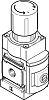 Festo Pneumatic Regulator 3300L/min G 3/8