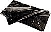 Cromwell Polythene 200 x Black Polythene Bin Bag,