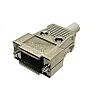Omron, XM2S Right Angle D-sub Connector Hood, 25
