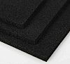 Nitto Black Rubber Sheet, 1m x 500mm x
