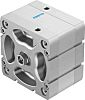 Festo Pneumatic Compact Cylinder 100mm Bore, 15mm Stroke,