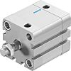Festo Pneumatic Compact Cylinder 40mm Bore, 20mm Stroke,