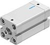 Festo Pneumatic Compact Cylinder 25mm Bore, 40mm Stroke,