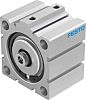 Festo Pneumatic Compact Cylinder 80mm Bore, 20mm Stroke,