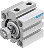 Festo Pneumatic Compact Cylinder 32mm Bore, 10mm Stroke,