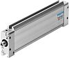 Festo Pneumatic Compact Cylinder 18mm Bore, 100mm Stroke,