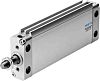Festo Pneumatic Compact Cylinder 25mm Bore, 10mm Stroke,
