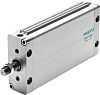 Festo Pneumatic Compact Cylinder 63mm Bore, 125mm Stroke,