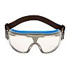 Goggle Gear Anti-Mist Safety Goggles, Clear