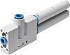 Festo Vacuum Pump, 2mm Nozzle, 188L/min, 3bar