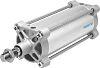 Festo Pneumatic Cylinder 200mm Bore, 100mm Stroke,