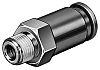 Festo HB-M5-QS-4 Non Return Valve M5 Inlet, 4mm