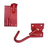 Viso Red Barrier & Stanchion Chain