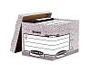BANKERS BOX SYSTEM LARGE STORAGE BOX-GRE