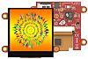 "2.5"" PIXXI-44 LCD,Cap TOUCH,SQUARE,IPS"