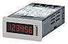 Omron 6 Digit, LCD, Digital Counter, 5kHz, 100