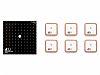 25x25mm-IRIDIUM RF Dev Kit-6 patches