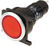 EAO, 61, Panel Mount Red Pilot Light, 16mm