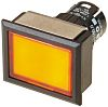 Modular Switch Body, IP65, Yellow, Panel Mount, Latching for use with Series 61 -20°C +55°C