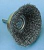 Tivoly Steel Circular Abrasive Brush, 75mm Diameter