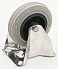 LAG Fixed Castor Wheel, 110kg Load Capacity, 125mm