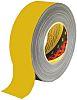 3M Scotch 389 PE Coated Yellow Duct Tape,