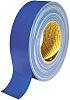 3M Scotch 389 PE Coated Blue Cloth Tape,