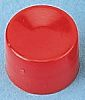 Red Push Button Cap, for use with Apem